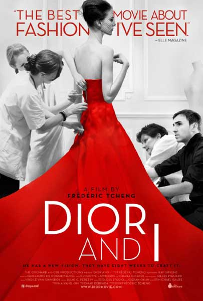 Dior and I (2014) - Movie Poster