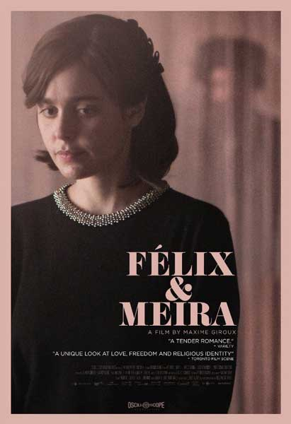 Felix and Meira (2014) - Movie Poster