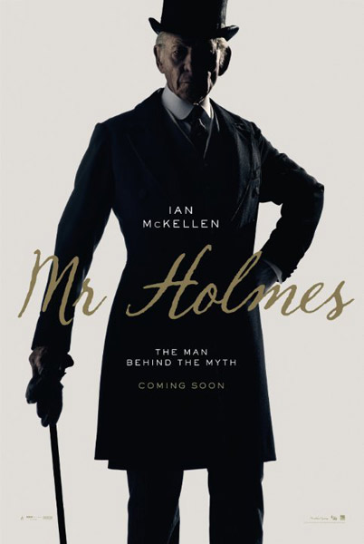 Mr. Holmes (2015) - Movie Poster