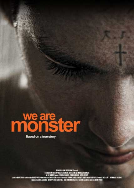We are Monster (2014) - Movie Poster