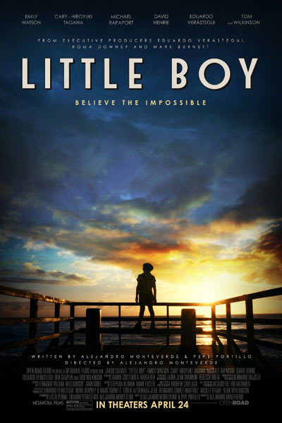 Little Boy (2015) - Movie Poster