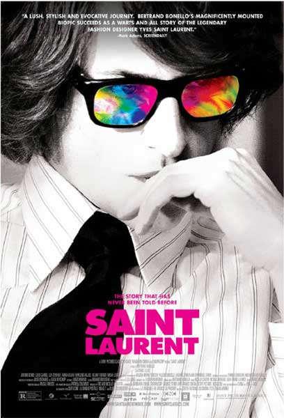 Saint Laurent (2014) - Movie Poster