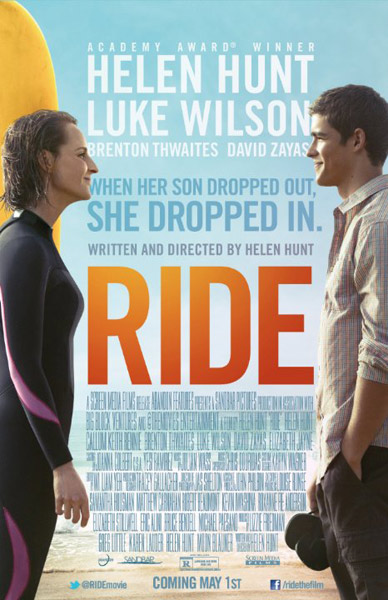 Ride (2014) - Movie Poster