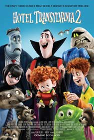Hotel Transylvania 2 (2015) - Movie Poster