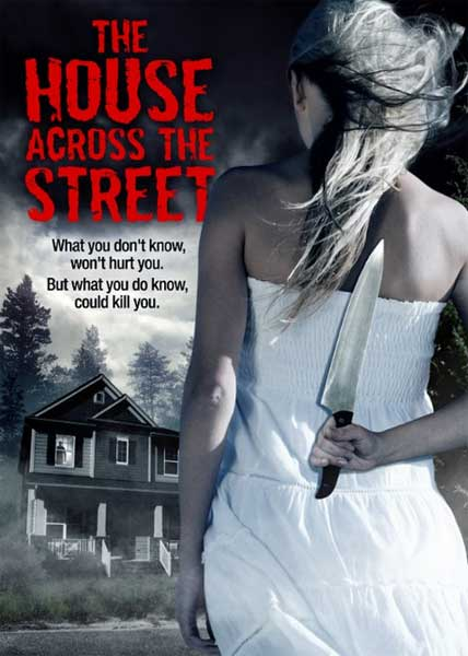 House Across the Street, The (2013) - Movie Poster