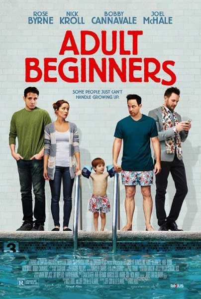 Adult Beginners (2014) - Movie Poster