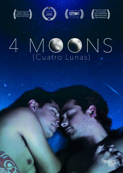 Four Moons (2014) - Movie Poster