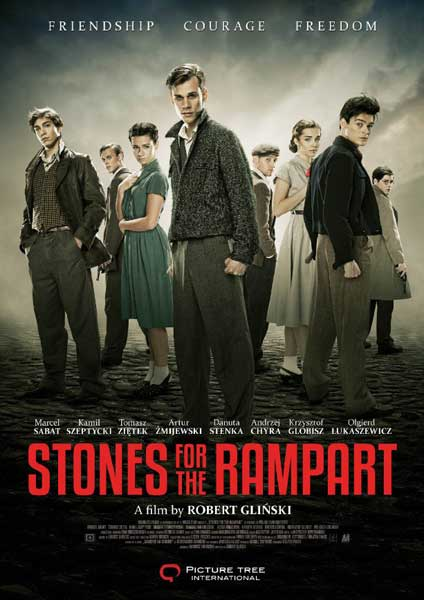 Stones for the Rampart (2014) - Movie Poster