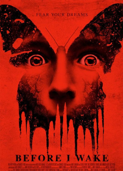 Before I Wake (2015) - Movie Poster