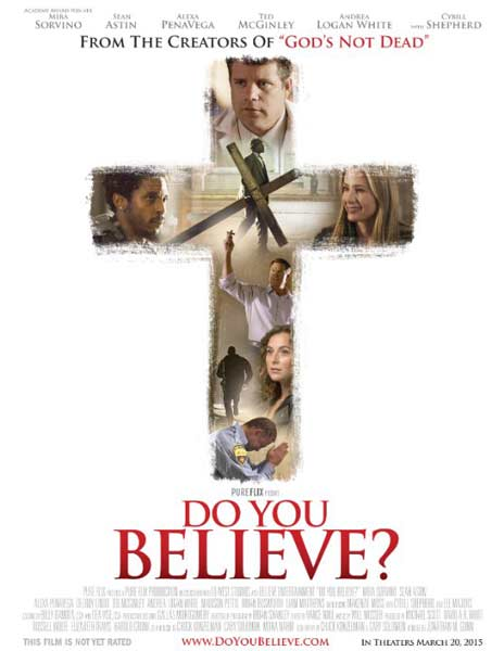 Do You Believe? (2015) - Movie Poster