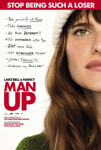 Man Up (2015) - Movie Poster