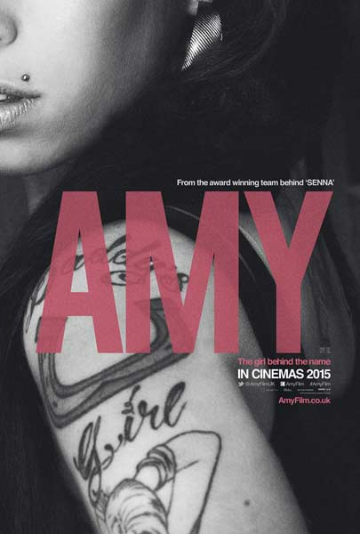 Amy (2015) - Movie Poster