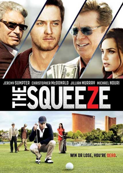 The Squeeze (2015) - Movie Poster