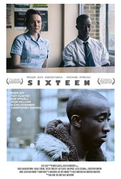 Sixteen (2013) - Movie Poster