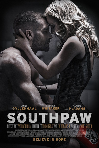 Southpaw (2015) - Movie Poster