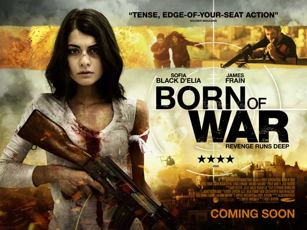 Born of War (2013) - Movie Poster