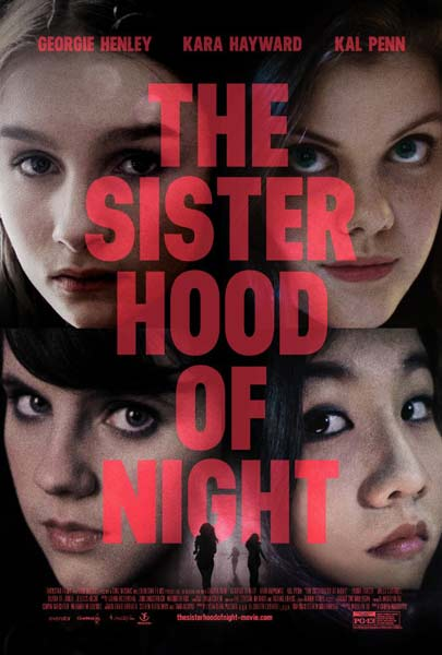 The Sisterhood of Night (2014) - Movie Poster