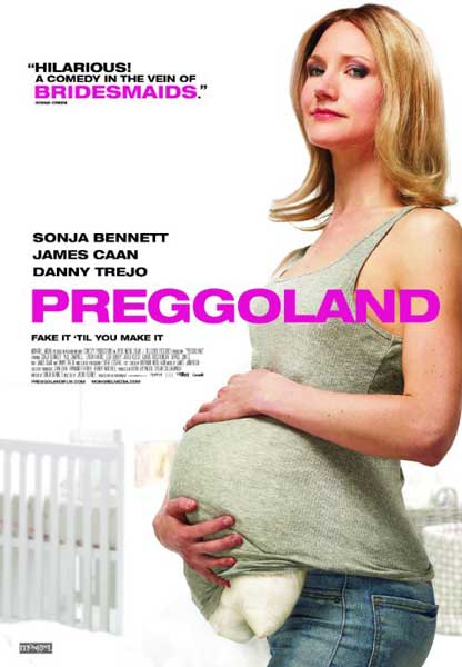 Preggoland (2014) - Movie Poster