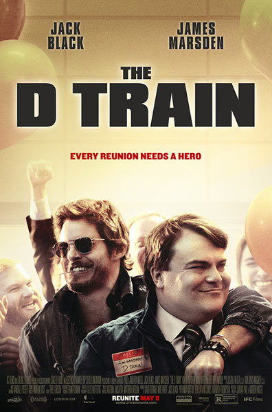 The D Train (2015) - Movie Poster