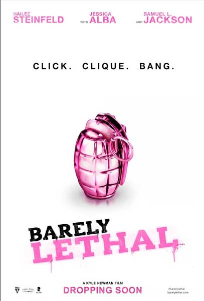 Barely Lethal (2015) - Movie Poster