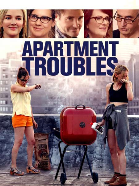 Apartment Troubles (2014) - Movie Poster