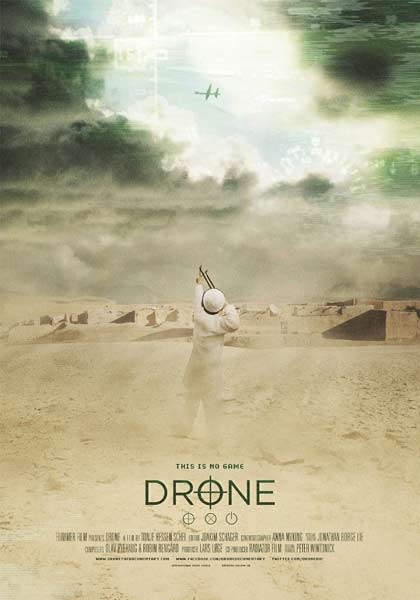 Drone (2014) - Movie Poster