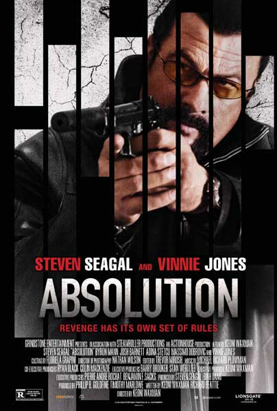 Absolution (2015) - Movie Poster