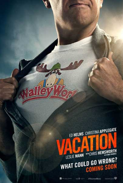 Vacation (2015) - Movie Poster