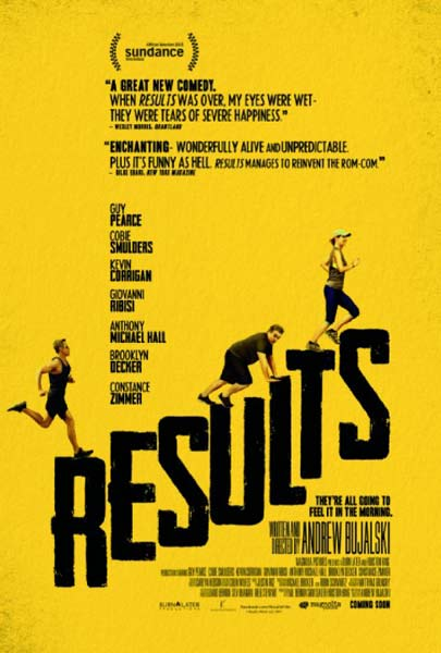 Results (2015) - Movie Poster