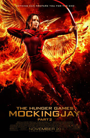 Hunger Games: Mockingjay - Part 2, The (2015) - Movie Poster