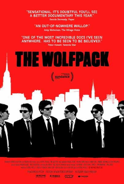 The Wolfpack (2015) - Movie Poster