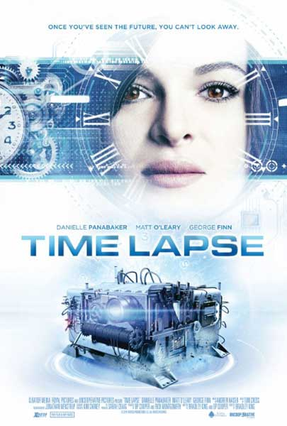 Time Lapse (2014) - Movie Poster