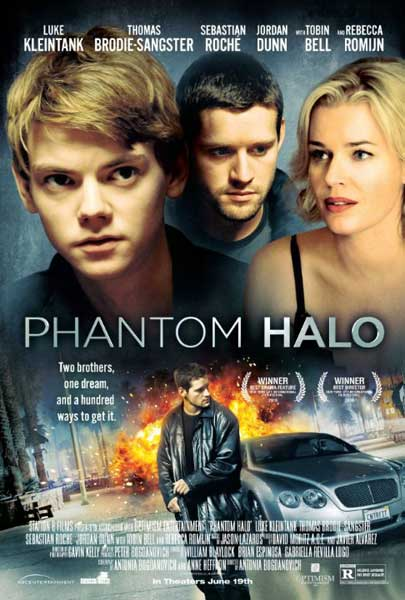 Phantom Halo (2014) - Movie Poster