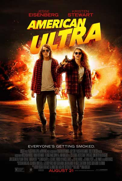 American Ultra (2015) - Movie Poster