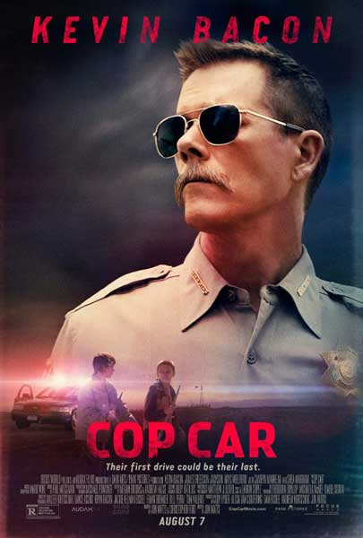 Cop Car (2015) - Movie Poster