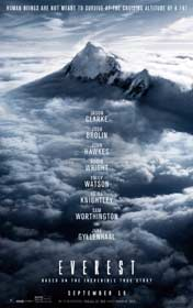 Everest (2015) - Movie Poster