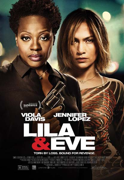 Lila & Eve (2015) - Movie Poster
