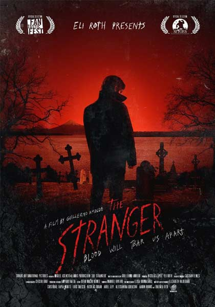 Stranger, The (2014) - Movie Poster