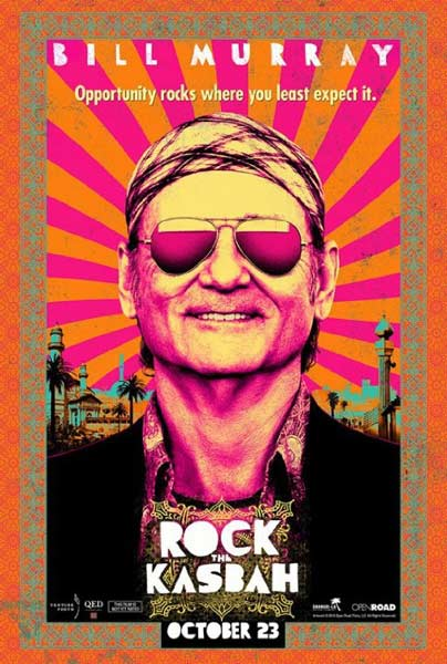 Rock the Kasbah (2015) - Movie Poster