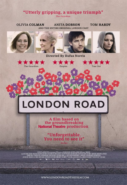 London Road (2015) - Movie Poster