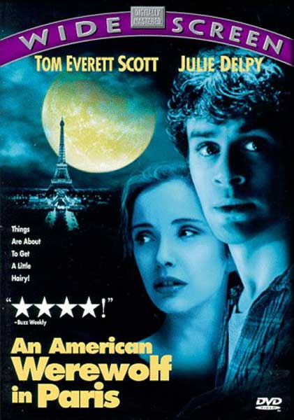 American Werewolf In Paris, An - Movie Poster