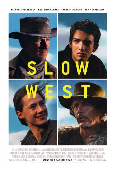 Slow West (2015) - Movie Poster