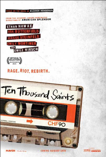 10,000 Saints (2015)  - Movie Poster