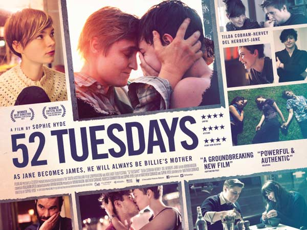 52 Tuesdays (2013) - Movie Poster