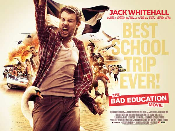 The Bad Education Movie (2015) - Movie Poster