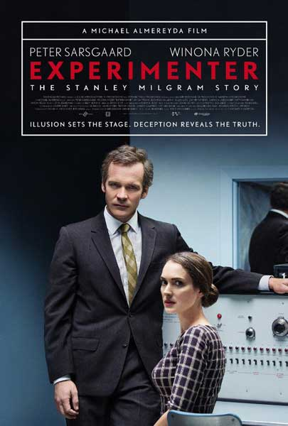 Experimenter (2015) - Movie Poster