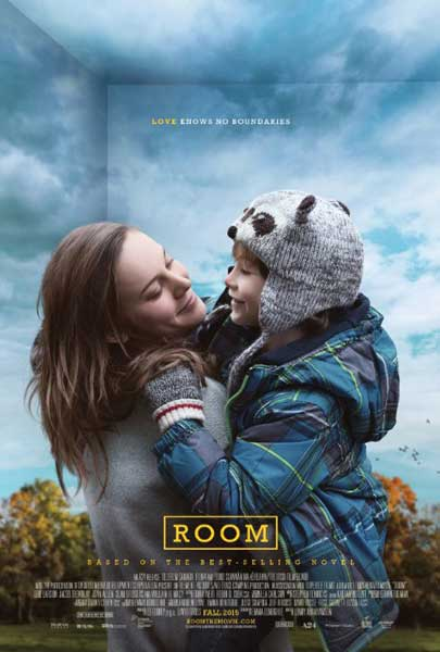 Room (2015) - Movie Poster