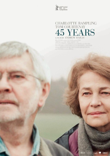 45 Years (2015) - Movie Poster