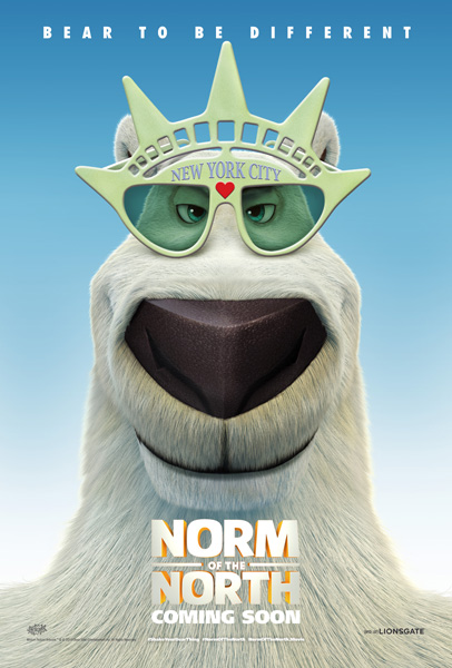 Norm of the North (2016) - Movie Poster