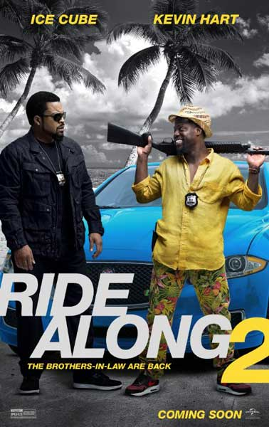 Ride Along 2 (2016) - Movie Poster